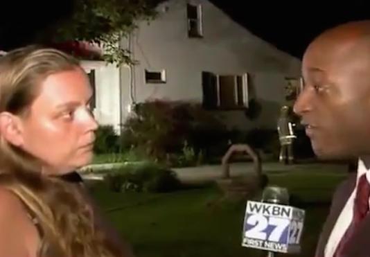 Woman Solves Arson Case