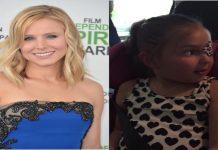 Little Girl's Call From Kristen Bell