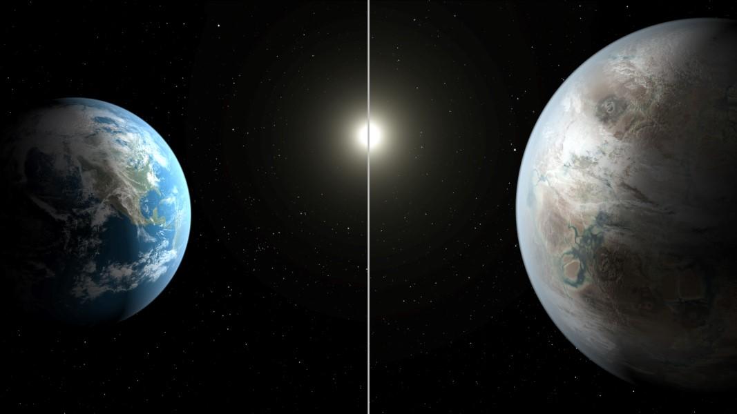 NASA New Planet