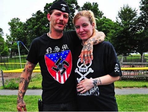 Neo Nazi Black Baby