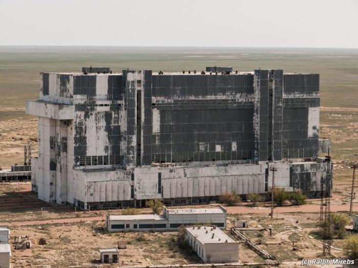Russian Hangar 1
