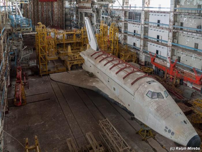 Russian Hangar 9