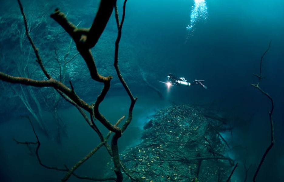 Deep Sea Diving