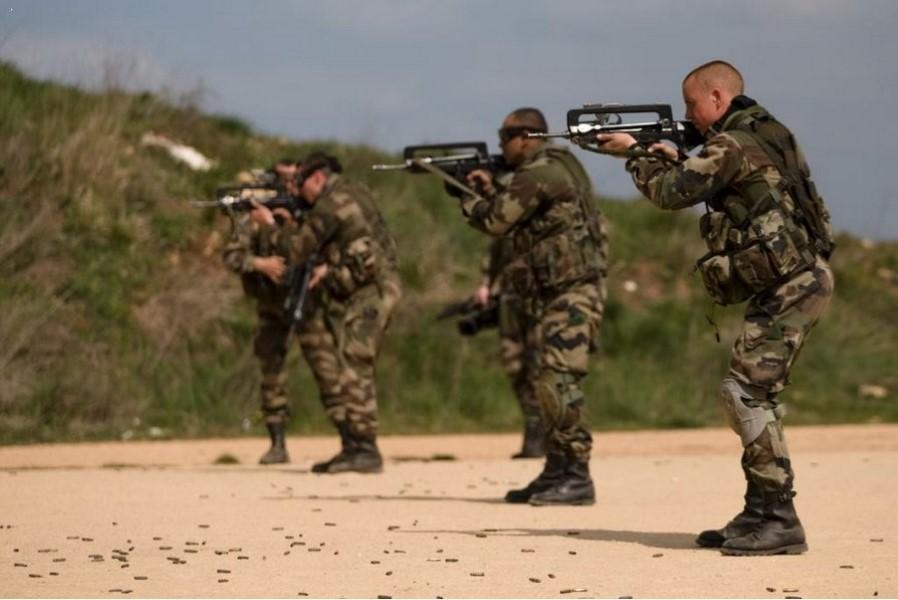 Foreign Legion