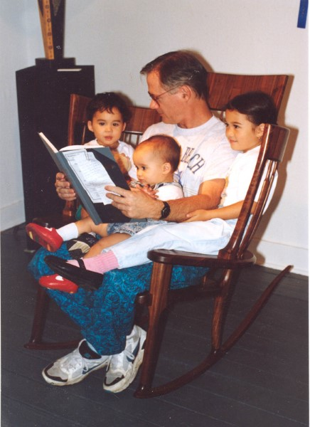 Three Kid Chair