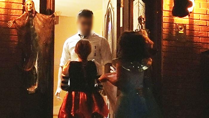 Coby persin Halloween Video