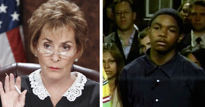 Judge Judy Dumb Criminal