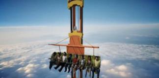 New Jersey Theme Park Ride