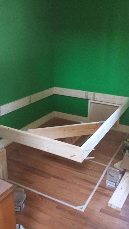 floating bed 2
