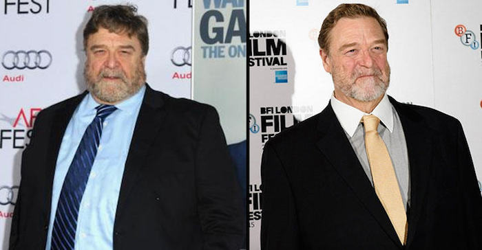John Goodman Weight Loss 1