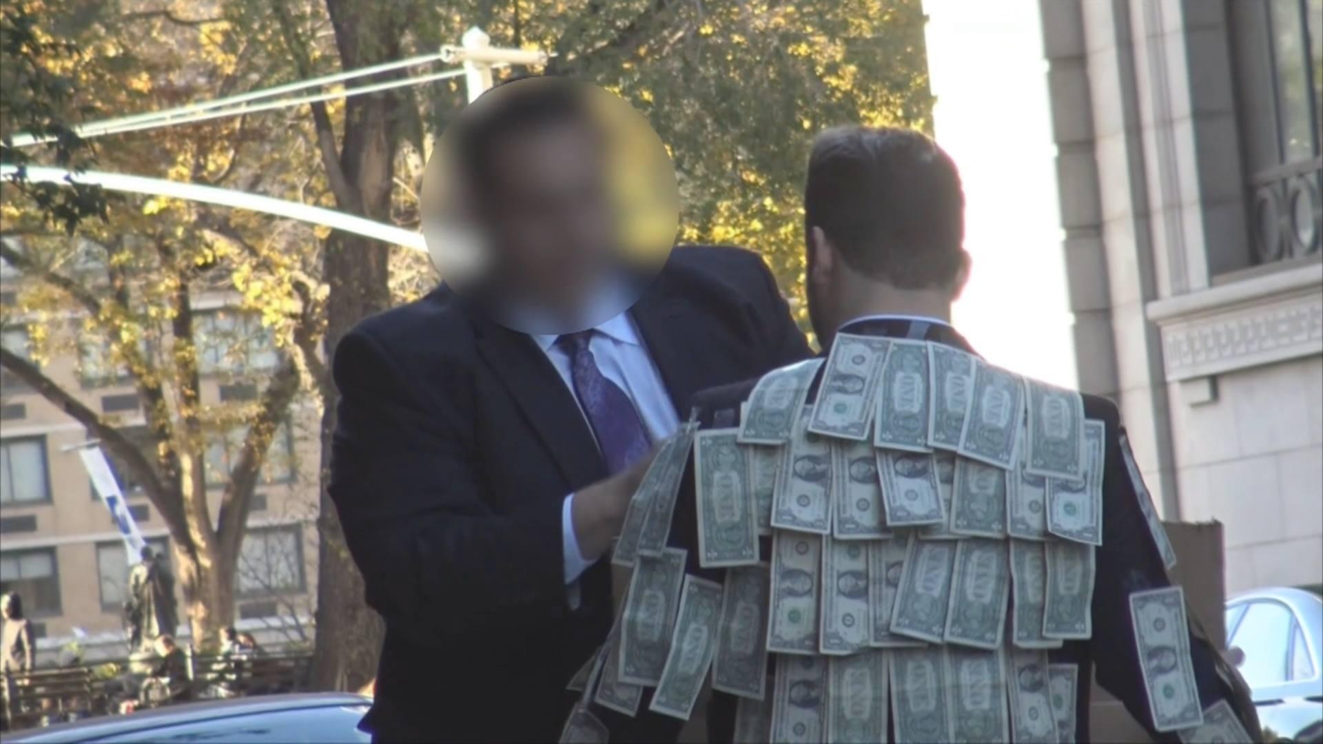 Money Suit Experiment