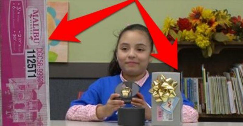 Children Choosing Gifts