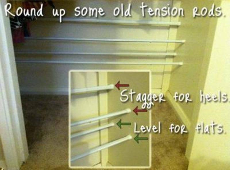 Uses For Tension Rods