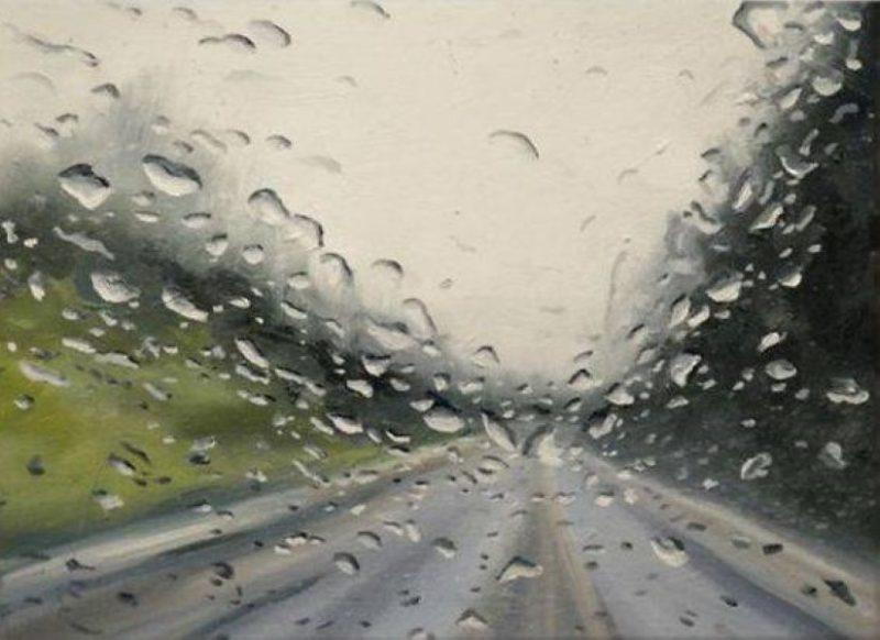Rain Art