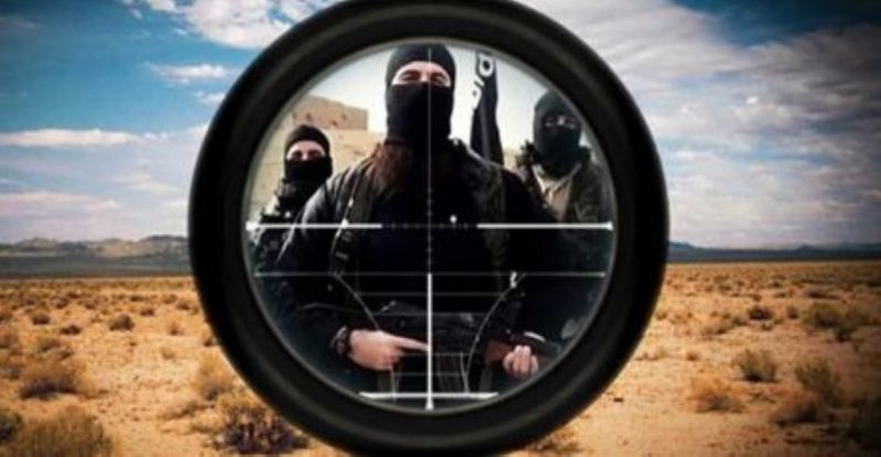 Sniper ISIS