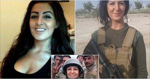 Danish women to fight ISIS