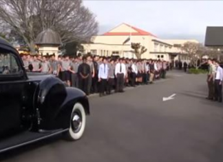 Funeral Haka