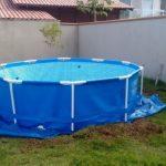 Homemade Pool
