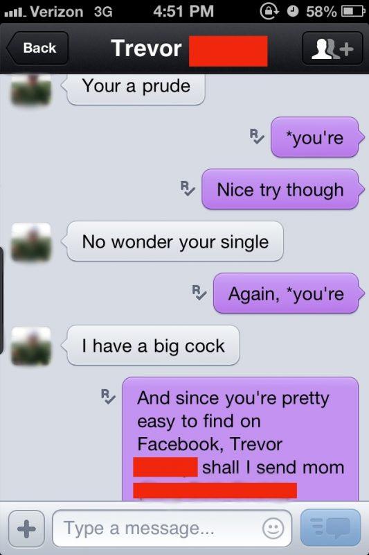 Trevor Conversation 4