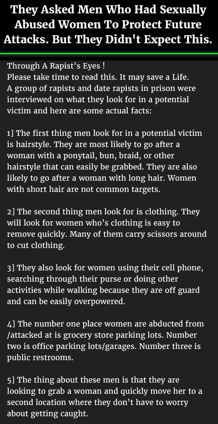 Rape Prevention 1