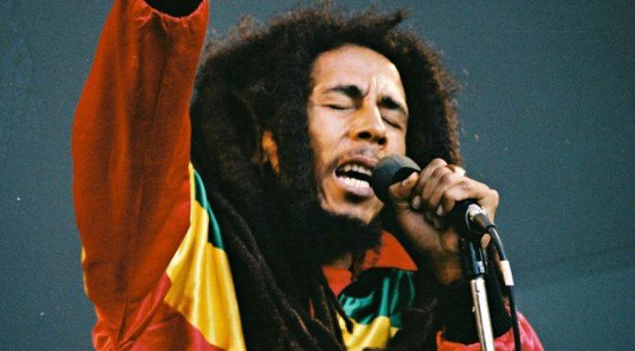 Lost Bob Marley Tapes