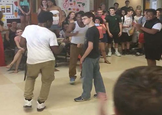 High School Dance Off