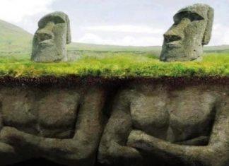 Easter Island Thumb