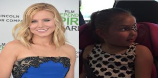 Little Girl's Call From Kristen Bell