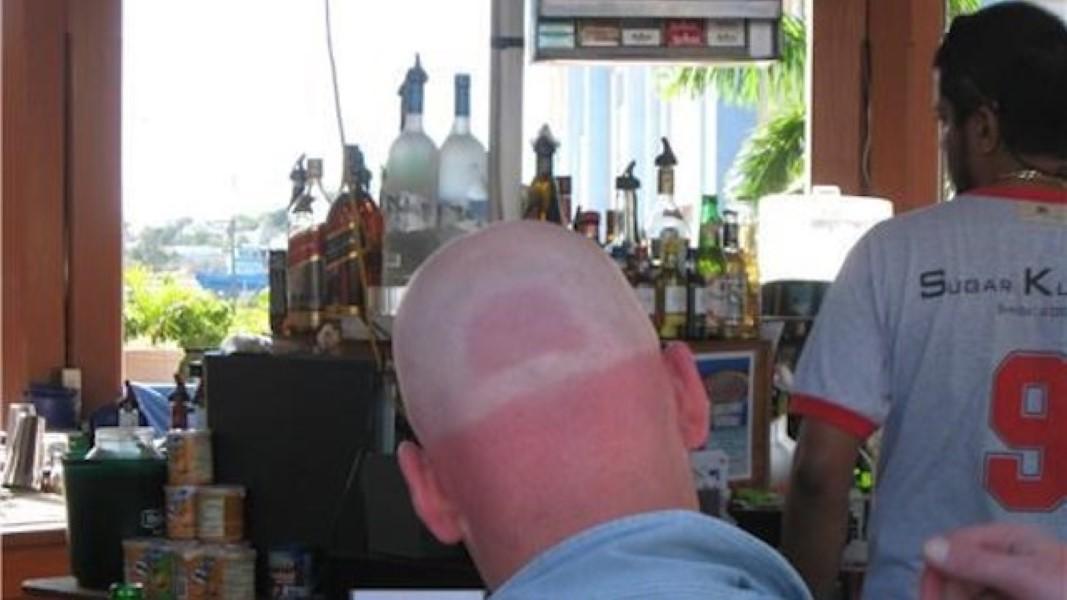Funny Tan Lines
