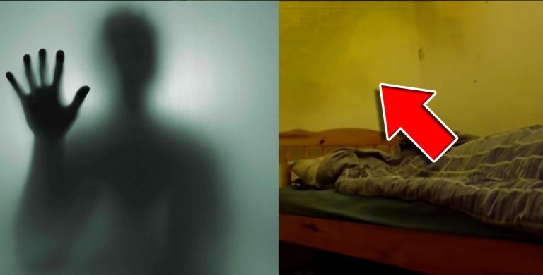 Man Suffering From Sleep Paralysis Captures Something TERRIFYING On Camera