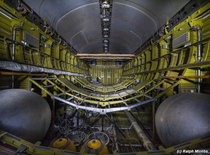 Russian Hangar 17