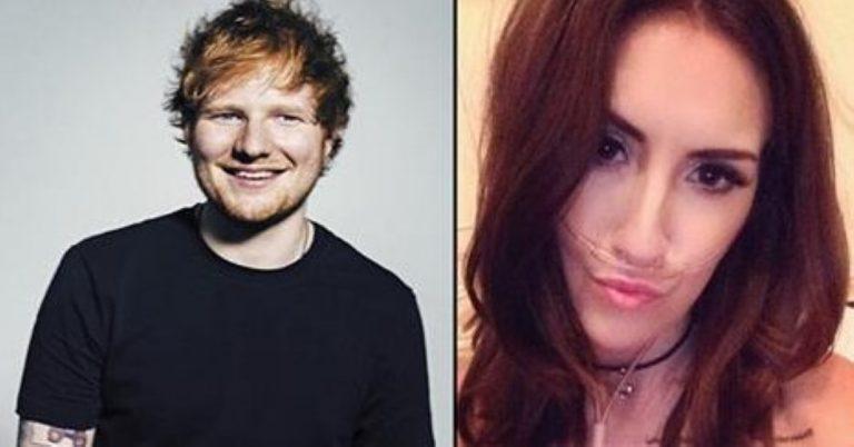 Ed Sheeran Makes Terminally Ill Girl's Bucket List Wish Come True!