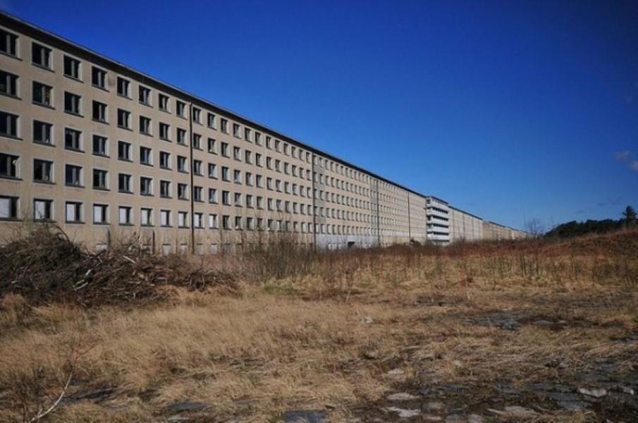 Deserted Hotel