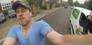 Driver Attacks Cyclist