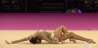 Gymnastic Monpellier 2011
