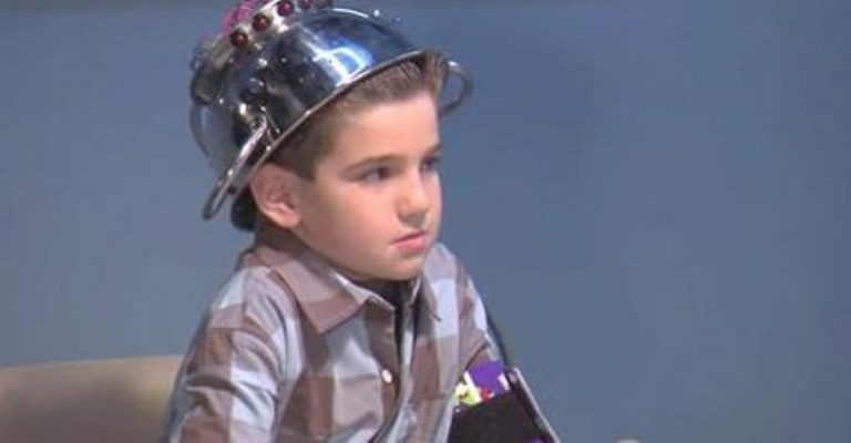 This Kid Hooked Up To a Fake Lie Detector Is The Funniest Thing You'll See All Day!