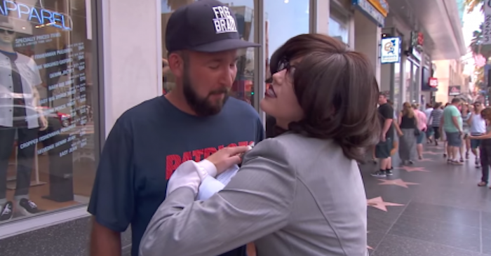 Miley Cyrus Goes Undercover To Ask People What They Think Of … Miley Cyrus!