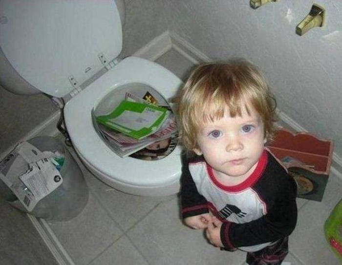 These Photos Of Kids' Mishaps Will Have You In Stitches!