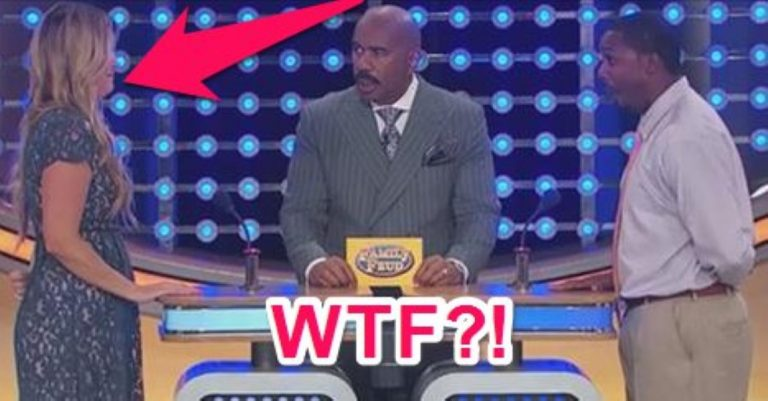 This Is Easily The Most AWKWARD Family Feud Answer Of All Time!