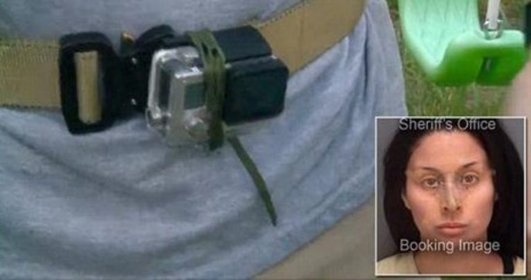 Soldier Uses GoPro To Record Ex Wife's Abuse; Films Her Grabbing His Genitals
