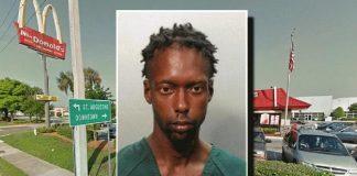 Jacksonville McDonalds