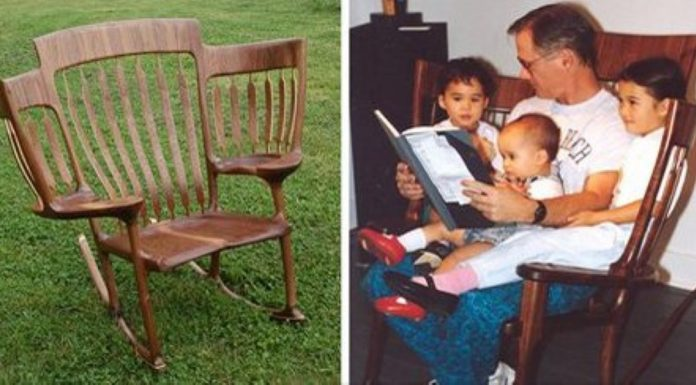 Three Kid Chair