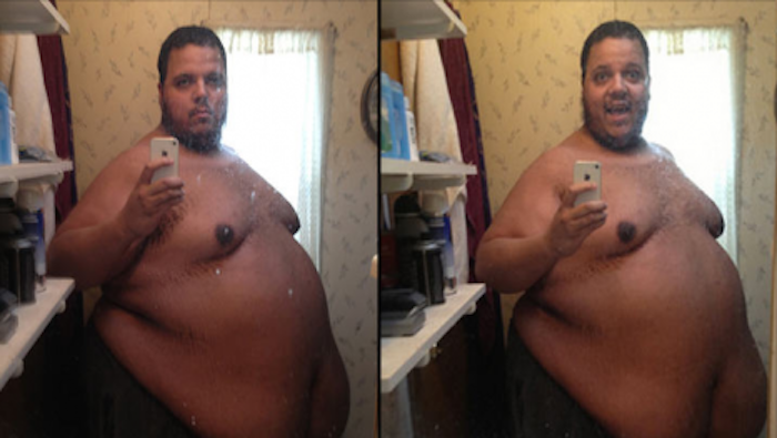 50 Stone Man Intended To Troll Bodybuilders, Ended Up Losing Half His Body Weight!