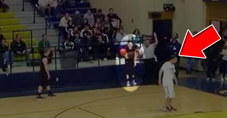 Player Yells At Disabled Opponent. What Happens Next Makes The Crowd Go WILD