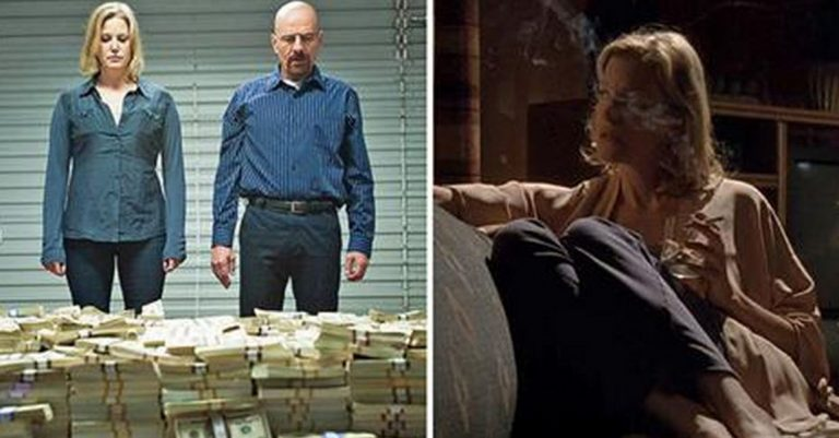 This New 'Breaking Bad' Theory Places The Blame For Everything On Skylar