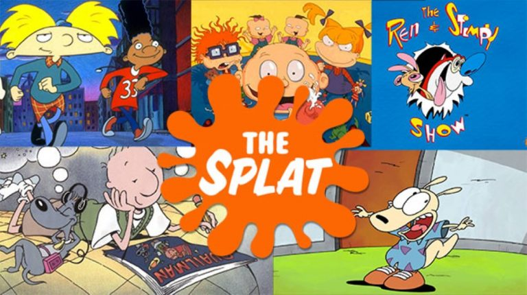 Nickelodeon To Launch New Channel – With Nothing But '90s Shows!
