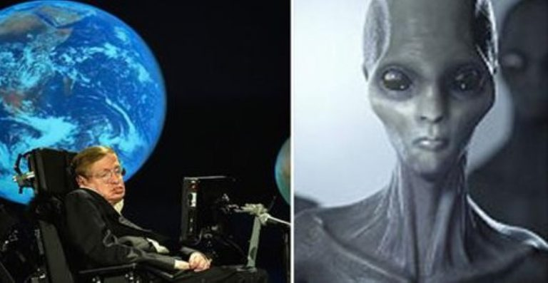 Prof. Stephen Hawking Warns Earth – Aliens May 'Conquer And Colonize' Us