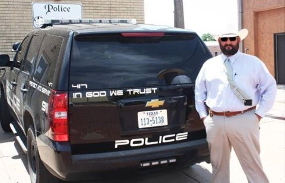 Texas cop