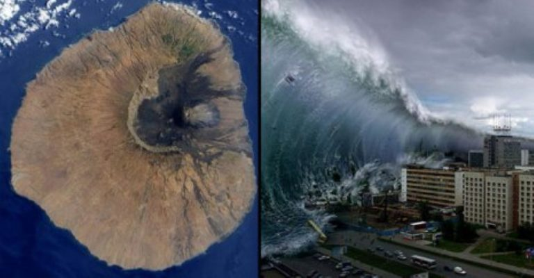 Scientists Predict 'Mega-Tsunami' Could Kill Us All…