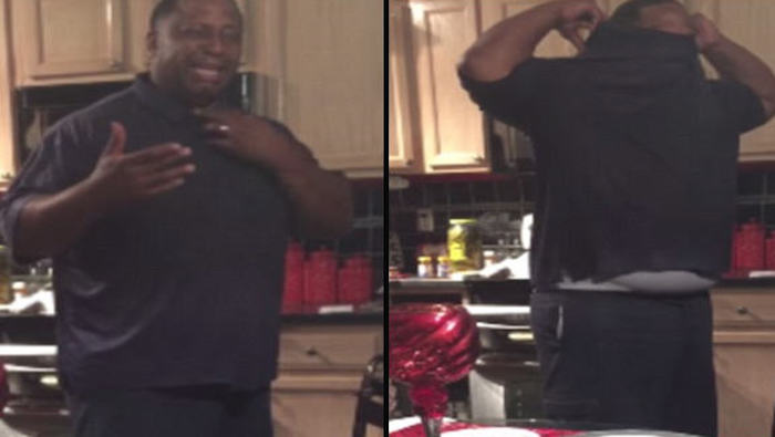 Man Bursts Into Tears After Finding Out That His Wife Is Pregnant After 17 Years Of Trying!
